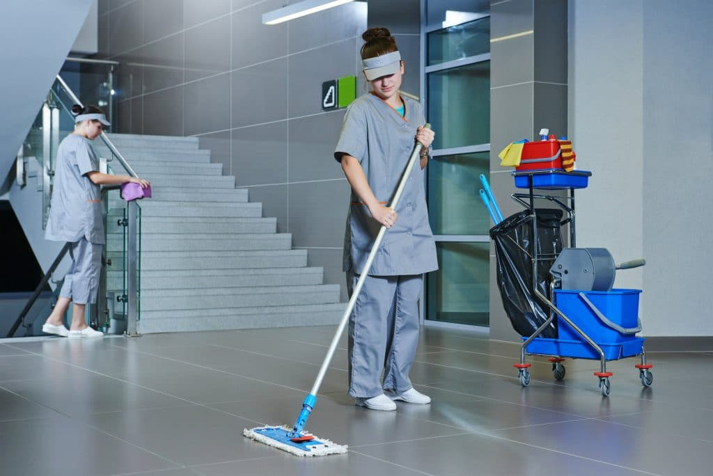 5 Ways to Reduce Your Janitorial Company's Cleaner Turnover