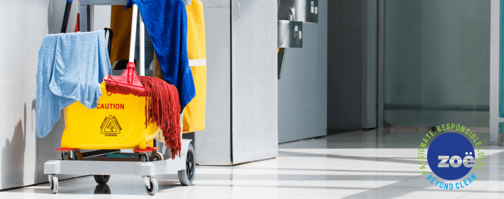 How Justin Improved Communication in his Janitorial Business Using Swept