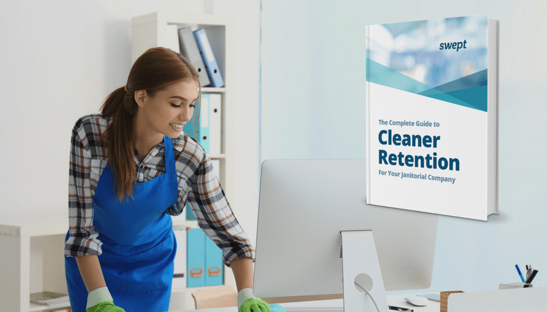 Best Commercial Cleaning Janitorial Software App