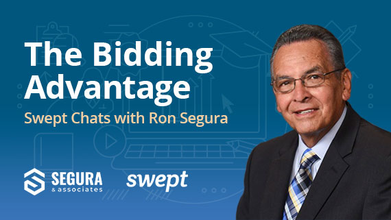 The Bidding Advantage : Swept Chats with Ron Segura