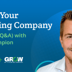 Grow Your Cleaning Company (Q&A) with Mike Campion