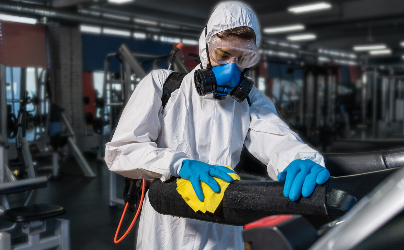 Top 5 Steps to Getting back to Cleaning (Safely)