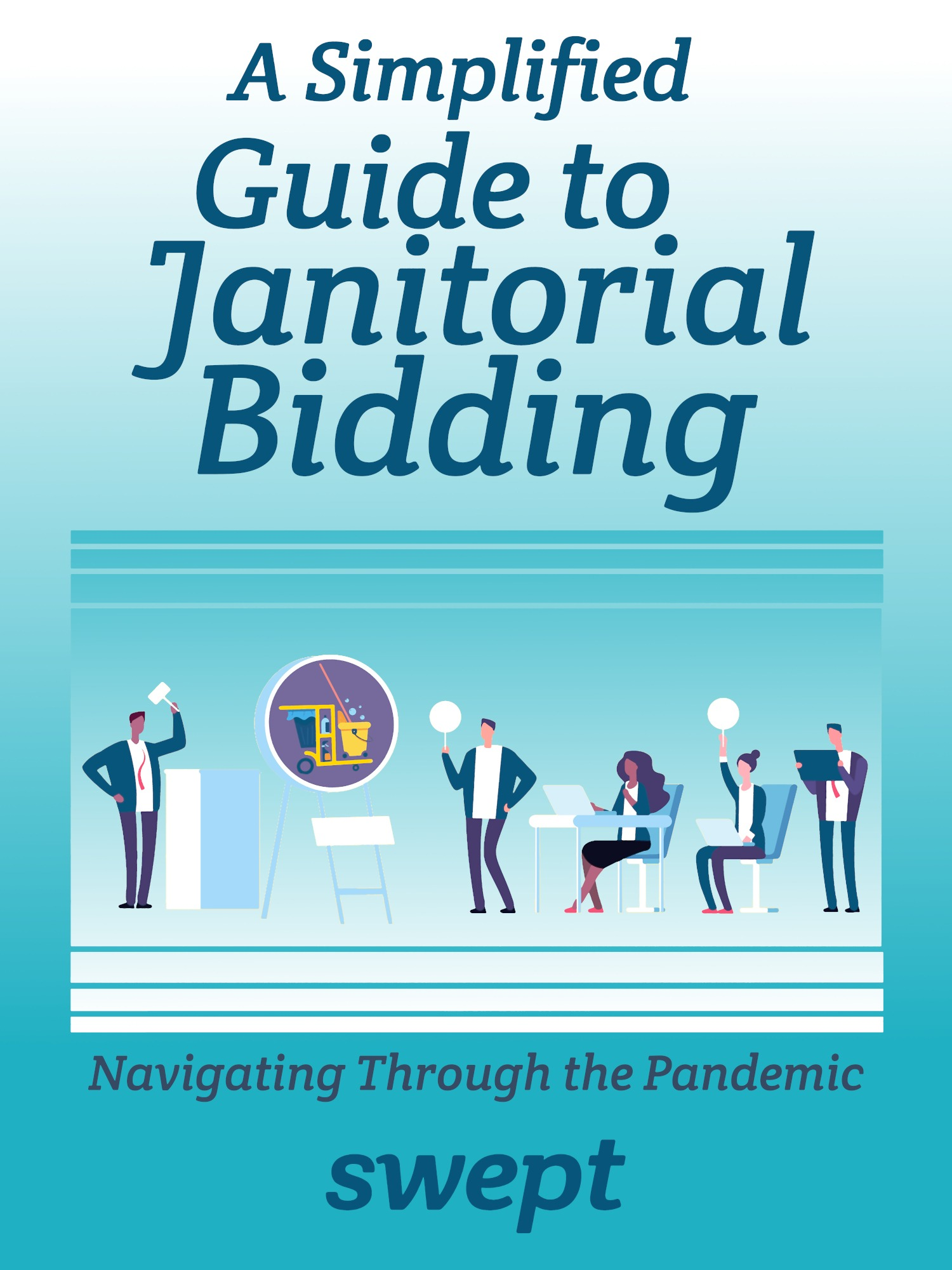 Janitorial Bidding Made Easy