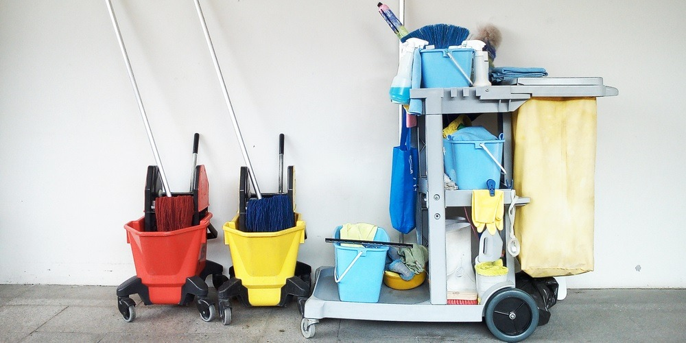 Improving Janitorial Supply Management