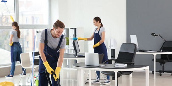 It's Time to Start Working on Your Janitorial Business