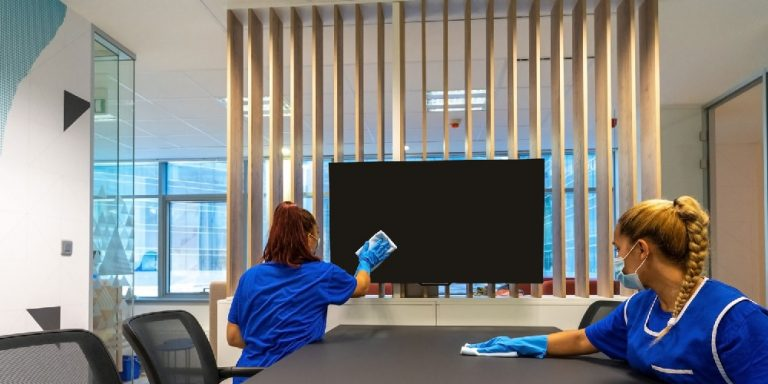 janitorial cleaning needs