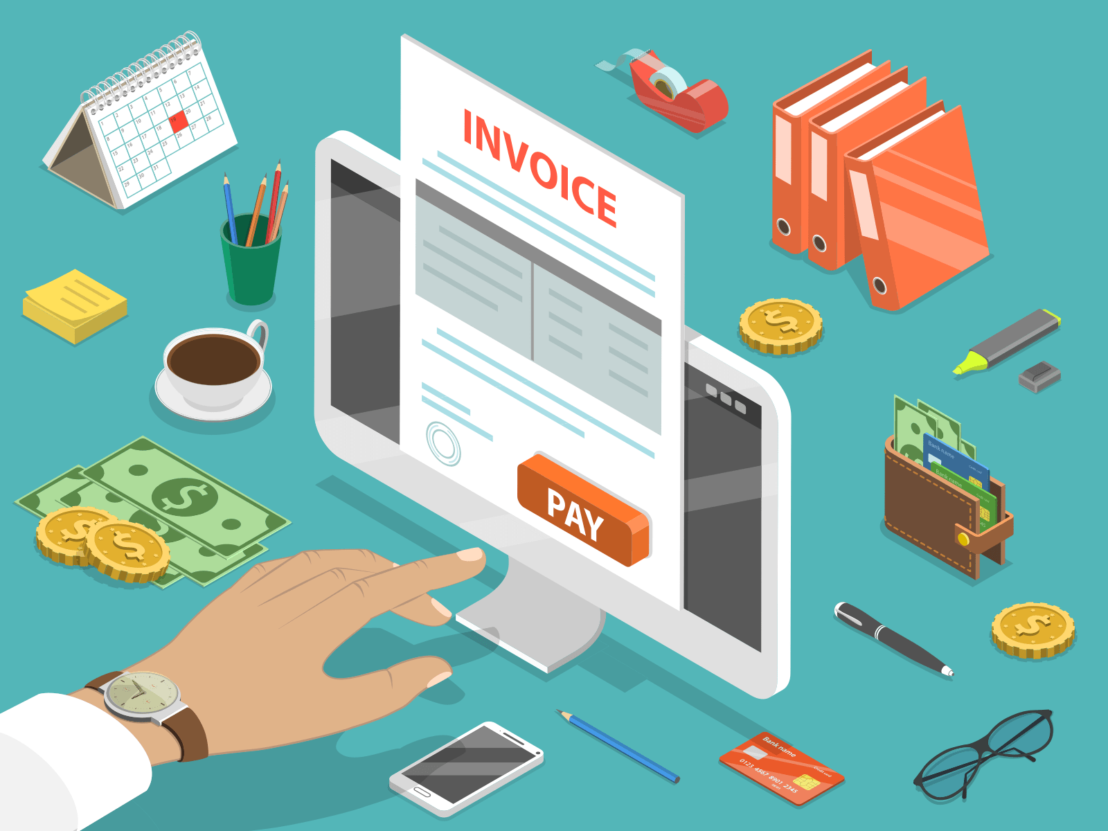 3 Invoicing Tips for Your Janitorial Business