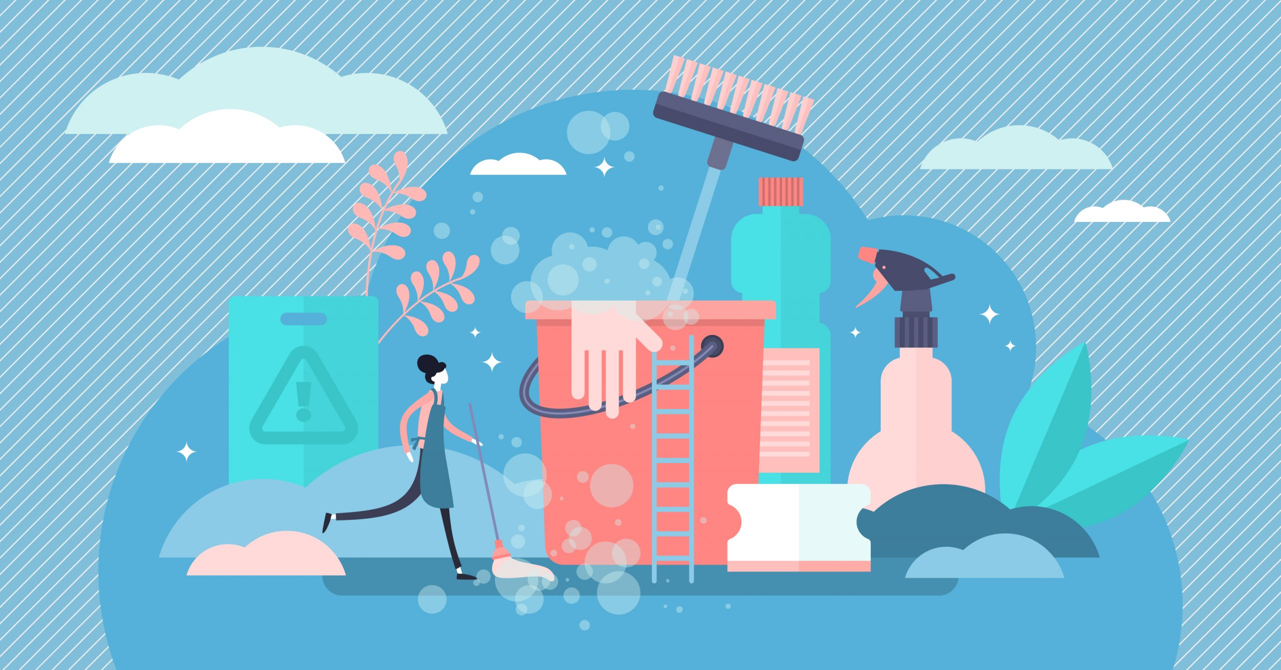 The Differences Between Commercial and Residential Cleaning